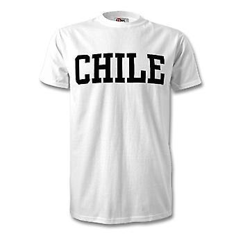 Chile Country t paita