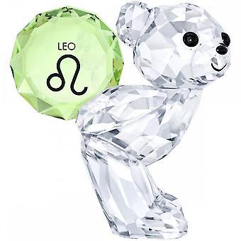 Swarovski Kris Bear - Leo Crystal Figurine