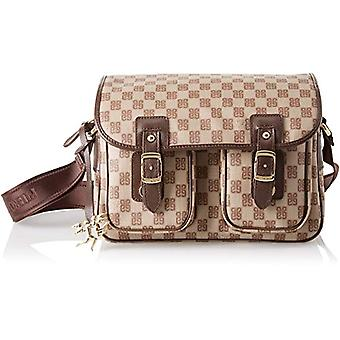 piero drive Messenger Bag with Brown Woman Cross (Moor's Head) 29.0x25.0x25.0 cm (W x H x L)