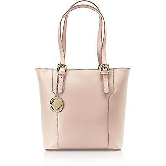 Chicca Bags Cbc7715tar Women's Shoulder Bag Pink 12x27x30 cm (W x H x L)