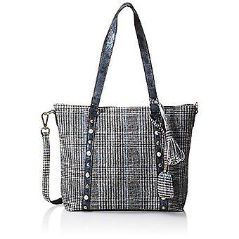 Laura Vita 2997 - Blue Women's Tote Bags (Blau (Bleu)) 10x30x38 cm (B x H T)
