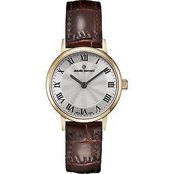كلود برنارد - ساعة اليد - النساء - Slim Line - 20215 37J AR