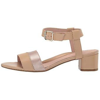 Taryn Rose Womens Makena Leather Open Toe Special Occasion Slingback Sandals