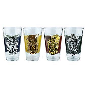 Harry Potter House Crest Tumbler Set (4 Pk)