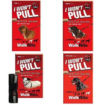 Mikki Anti Pull Dog Harness