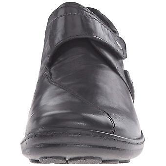 Romika Womens R10204-35100 Leather Closed Toe Clogs