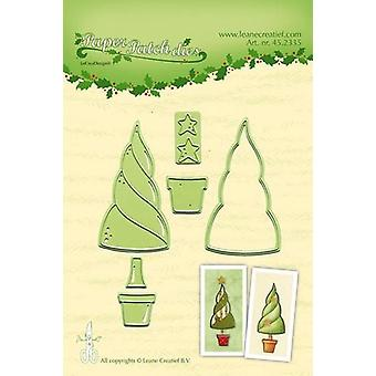 LeCrea Lea'bilitie Cut and Embosseing Die – Paper Patch Tree