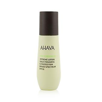 Ahava Time To Revitalize Extreme Lotion Daily Firmness & Protection SPF 30 50ml/1.7oz