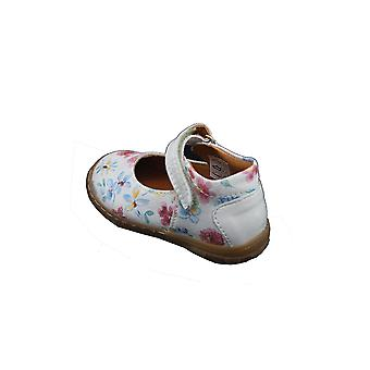 Froddo flower print mary-jane shoes