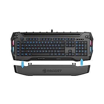 Roccat SKELTR Smart Kommunikasjon Gaming Tastatur Grå