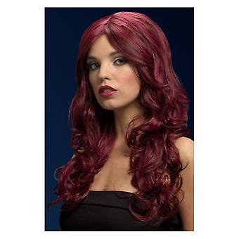 Fever Nicole Wig, Red Cherry