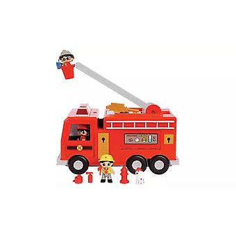 ryans world ryan's mystery playdate fire truck mystery box ryan's toy review