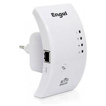 Wi-Fi repeater Engel PW3000 2.4 GHz 54 MB/s White