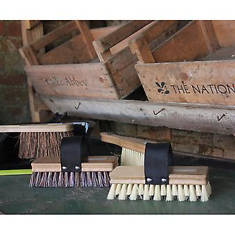 Charles Bentley Charnwood Garden Patio Paving Union Fibre Cleaning Hand Scrub Brush