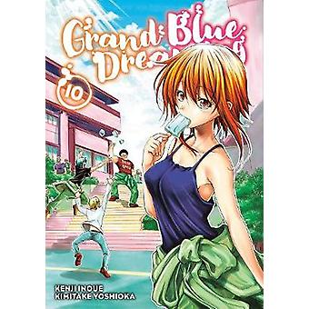 Grand Blue Dreaming 10 by Kimitake Yoshioka - 9781632369109 Book
