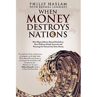 When Money Destroys Nations - How Hyperinflation Ruined Zimbabwe - How