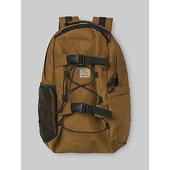 Carhartt WIP Kickflip Backpack Hamilton Brown