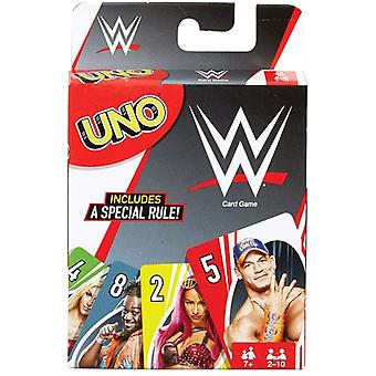UNO WWE Card Game