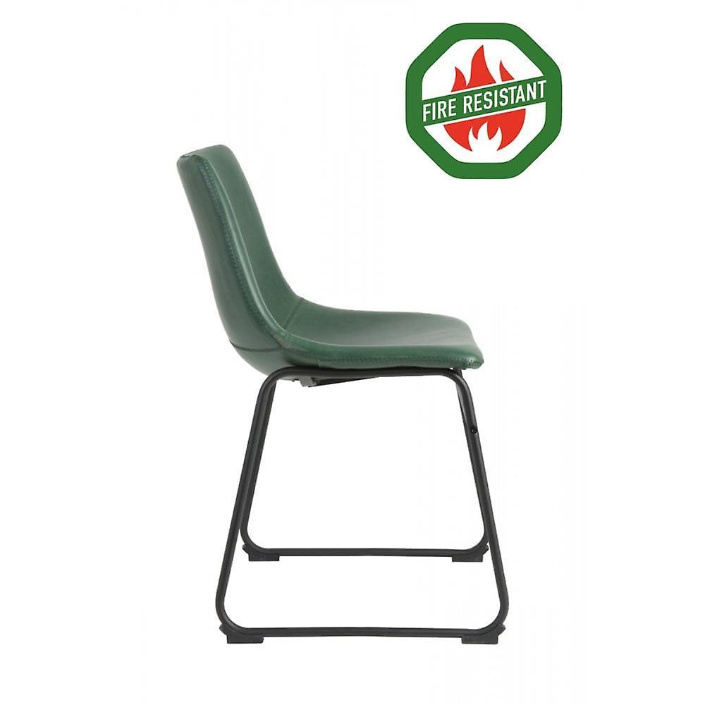 Chaise à manger light & living 55x45x79cm Jeddo Fr