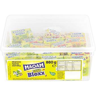 MaoaM Sour Bloxx (40) pieces 880g