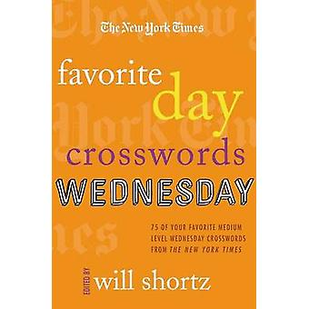 The New York Times Favorite Day Crosswords - Wednesday - 75 of Your Fav