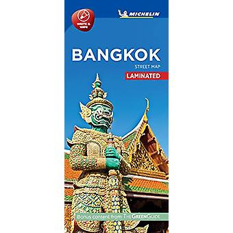 BANGKOK - Michelin City Map 9221 - Laminated City Plan - 9782067240698