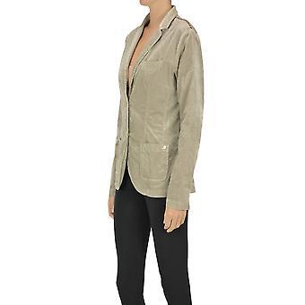 Mason's Ezgl303029 Frauen's Beige Cotton Blazer