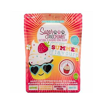 Sugar and Crumbs Sugar & Crumbs Cherry Bakewell 500g
