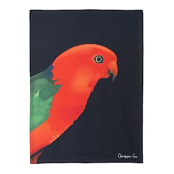King Parrot Tea Towel 50x70cm Multi