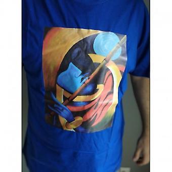 6 / جميع الألوان والأحجام المتاحة 100٪ القطن Tshirt اليدوية في جميع أنحاء العالم الشحن مجانا