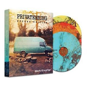 Mark Knopfler - Privateering (3CD) [CD] USA import