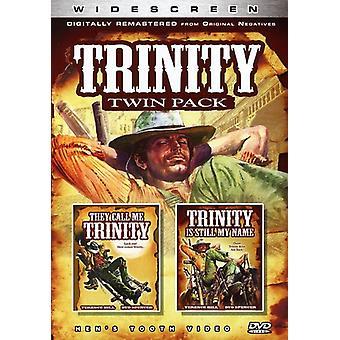 Trinity 2Pak [DVD] USA import