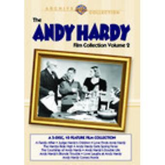 Mickey Rooney - Mickey Rooney: Vol. 2-Andy Hardy Film samling [DVD] USA importerer