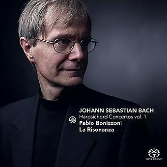 Harpsichord Concertos 2 [SACD] USA import