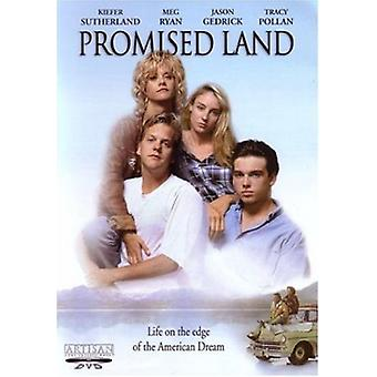 Promised Land [DVD] USA import