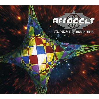 Afro Celt Sound System - Afro Celt Sound System: Vol. 3-Further in Time [CD] USA import