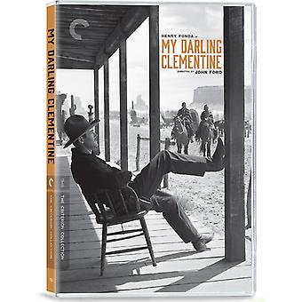 My Darling Clementine [DVD] USA import