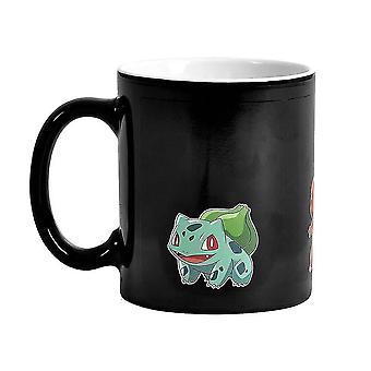 Pokémon, Värmeväxlande Mugg - Evolve