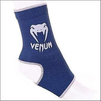 Venum ankle support blue