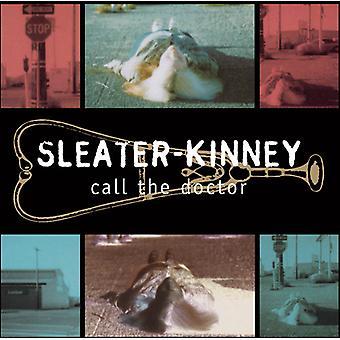 Sleater-Kinney - appel l'importation USA médecin [CD]