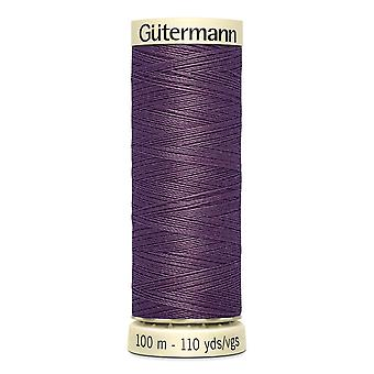 Gutermann Sew-all 100% Polyester Thread 100m Hand and Machine Colour Code  - 128