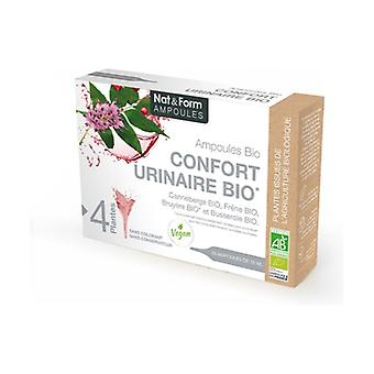 Organic Urinary Comfort 20 ampoules of 10ml