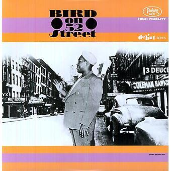 Charlie Parker - oiseau 52e rue [Vinyl] USA import