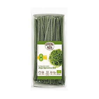 Linguine with spirulina algae Bio 250 g