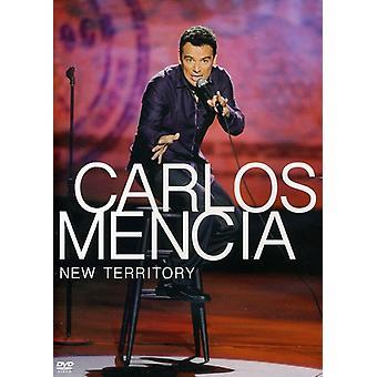 Carlos Mencia - New Territory [DVD] USA import