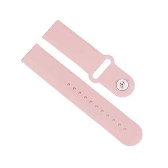 Soga Smart Watch Model B57C Compatible Wristband Replacement Strap Pnk