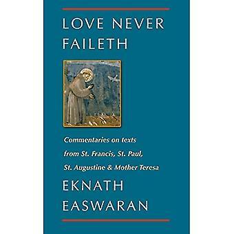 Love Never Faileth (Classics of Christian Inspiration Series)