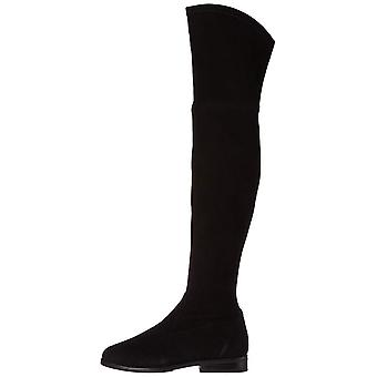 Gentle Souls Womens Emma Leather Closed Toe Over Knee Fashion Boots