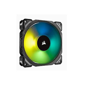 Corsair Ml120 Pro Rgb 120Mm Ventilador Led Magnético Premium