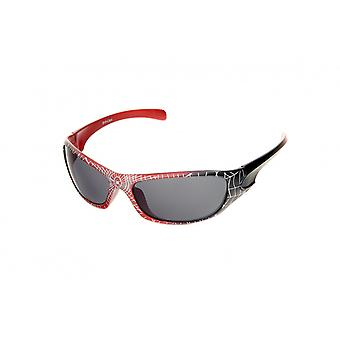Sunglasses Boys Spiderman Boys Kat. 3 black/red (K-116)